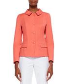 Lucienne Four-Button Jacket