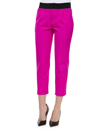 Layney Cropped Trousers