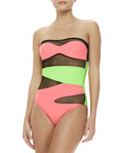 The Heatwave One-Piece Swimsuit