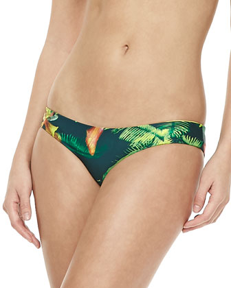 Viva Printed Swim Top & Sandy Printed Swim Bottom