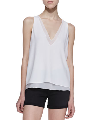 Harper Double-Layer Tank