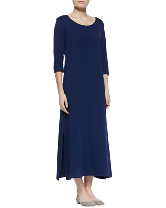 Interlock Easy Maxi Dress, Women's