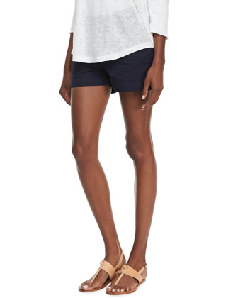 Traveler Relaxed Bermuda Shorts