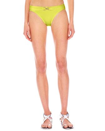 D-Ring Halter Swim Top & Classic Swim Bottom