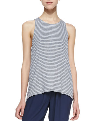 Phan Striped Loose Tank