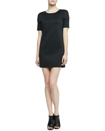 Cabot Scuba Shift Dress