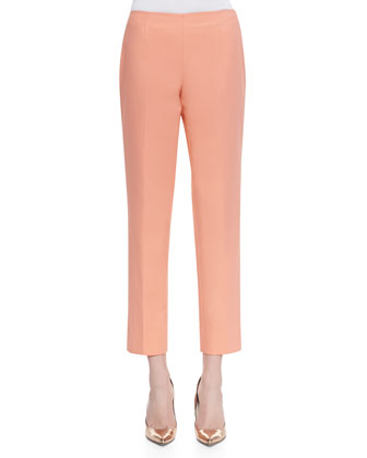 Metro Cropped Bleecker Pants