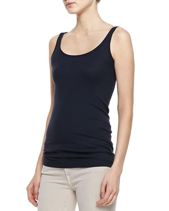 Favorite Ribbed Tank, Coastal