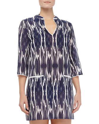 Nautical Tunic Coverup