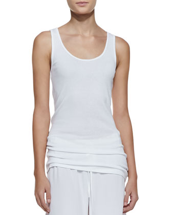 Basic Supima Cotton Tank Top