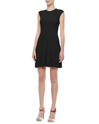 Cecilia Sleeveless Knit Dress