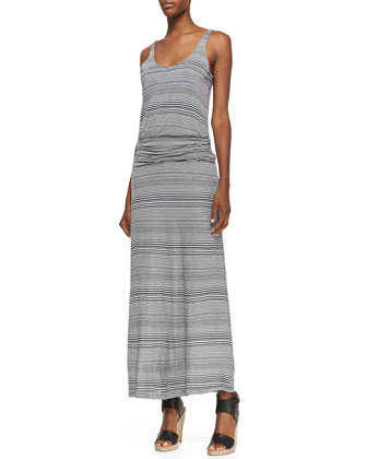 Wilcox Striped Sleeveless Maxi Dress