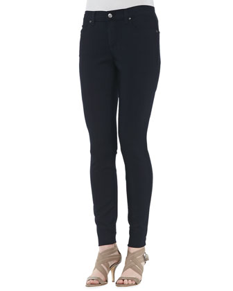 Stretchy Jean Leggings, Women's