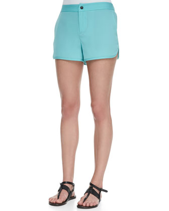 Jess Vented-Sides Shorts