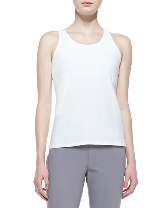 Organic Cotton Yoga Tank