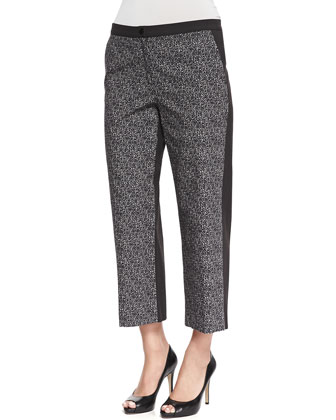 Rombo Ankle Pants, Women's