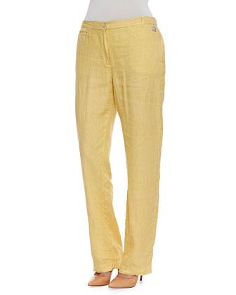 Rigore Linen Pants, Women's