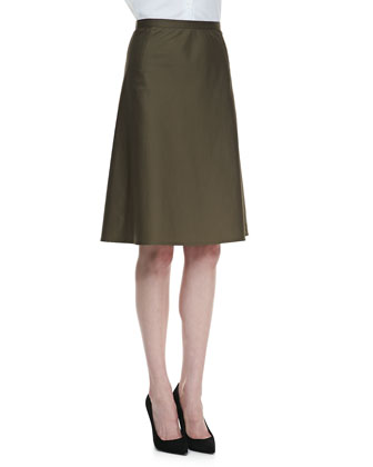 Lonai TS Mid-Length Skirt