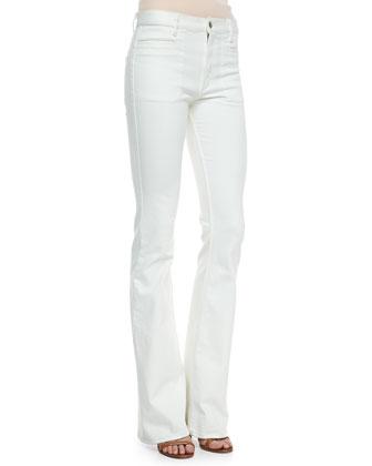 Leonata Flare-Leg Jeans