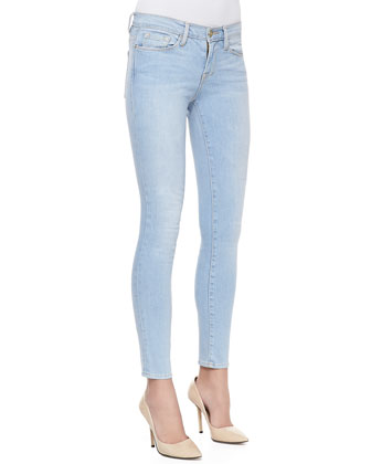 Le Skinny Light-Wash Jeans, Redchurch Street