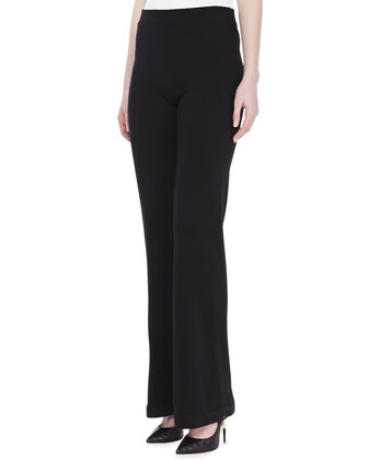 Cashmere Lounge Pants, Black