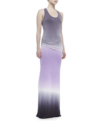 Hamptons Ombre Jersey Maxi Dress