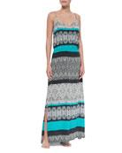 Sawi Mabel Silk Long Dress