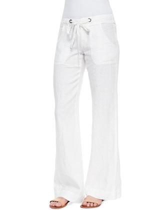 Irreplaceable B Linen Pants