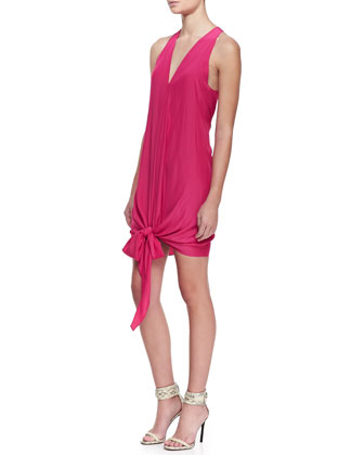 Jamie Jersey Convertible Dress