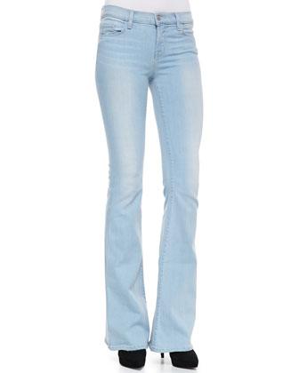 Martini Reflex Flare-Leg Denim Jeans