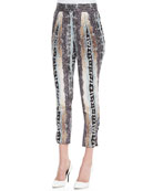 Atlas Printed Pants