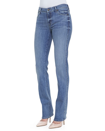 Faith Straight-Leg Jeans