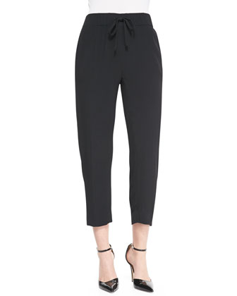 hutton lounge drawstring pants