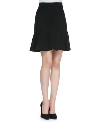 Carlita Flare Skirt