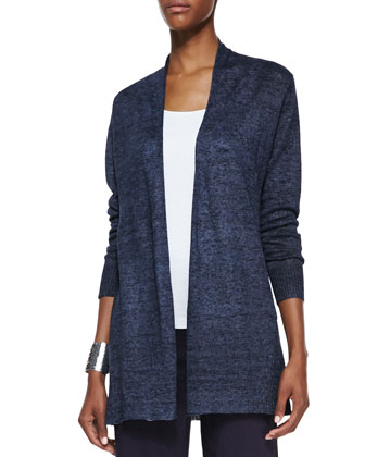 Long Delave Knit Cardigan