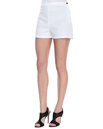 Summer Micro Twill Shorts
