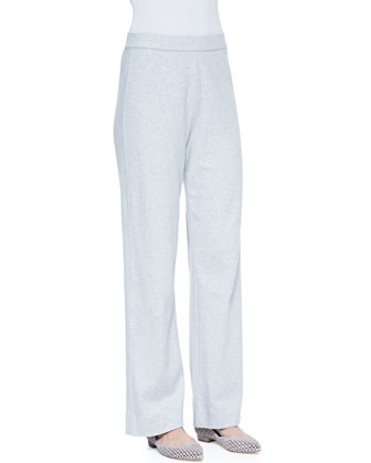 Interlock Stretch Pants, Petite