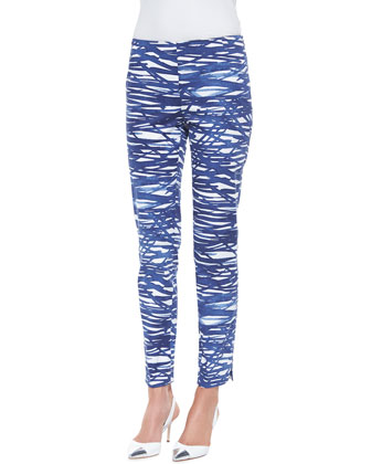 Stanton River Ripples Capri Pants