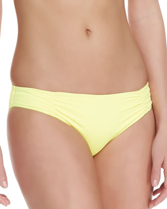 Hippie Chic Triangle Swim Top & Monique Ruch-Side Swim Bottom