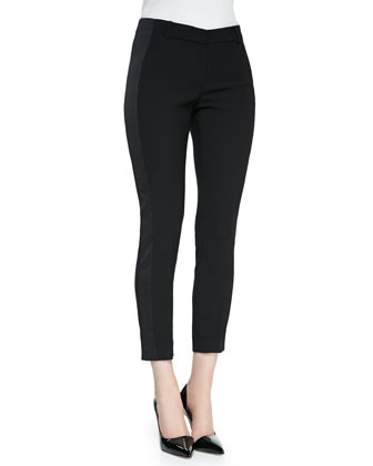 Brayden Stretch Cropped Pants