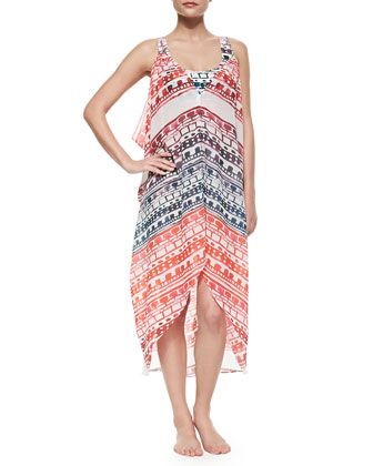 Carnival Georgette Beach Cover-Up