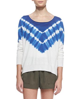 Emari Tie-Dye Sweater