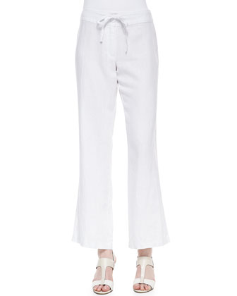 Two Palms Linen Pants