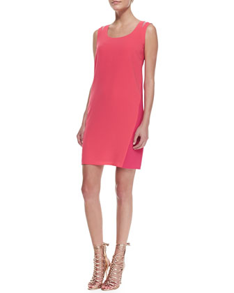 Tria Sleeveless Cutout Dress