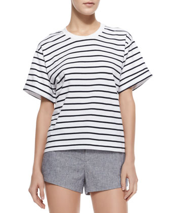 Striped Boy Tee