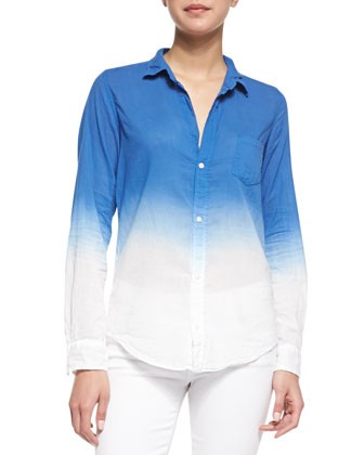 Barry Ombre Voile Shirt