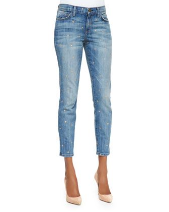 The Stiletto Saratoga Star-Print Jeans