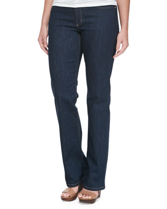 Linda Straight-Leg Jeans