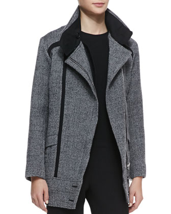 Bailey Herringbone Coat