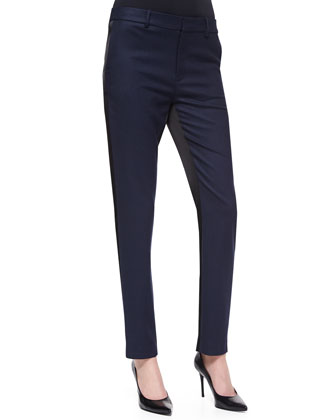 Bergen Two-Tone Slim Pants